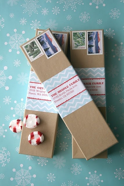 How would you like to receive this in dec i love cards in a box