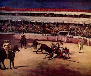 Wikipedia article about Bullfighting