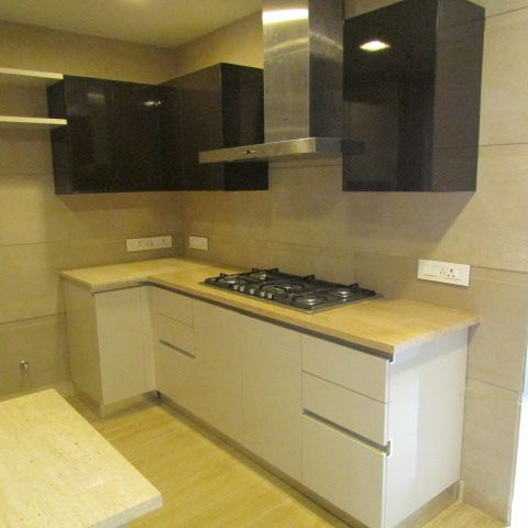 4 BHK Unfurnished Apartment For Rent In Vasant Vihar With Attach Bathroom.  Having Area Of