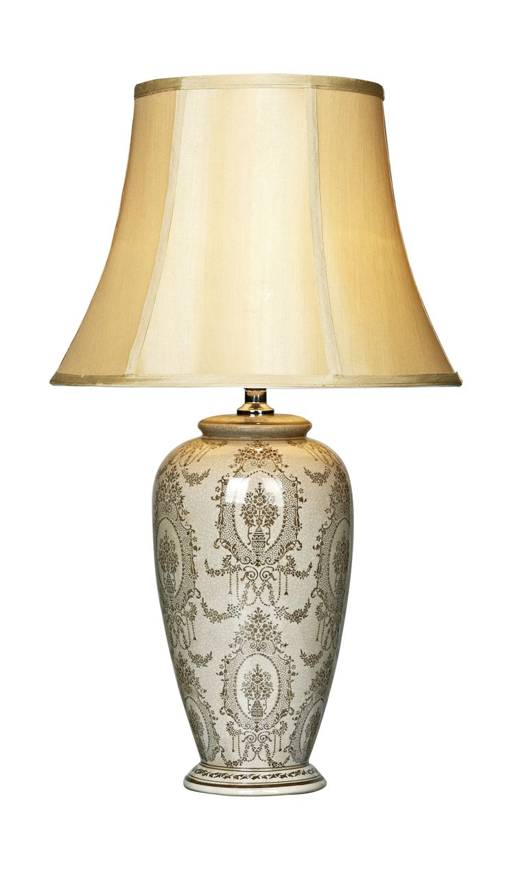 79 best table lamps images on pinterest lighting shops wall base table lamp complimented with a taupe shade the rosalind range also includes matching ornamently ceramic jar available from luxury lighting geotapseo Image collections