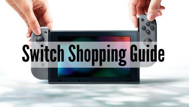 Nintendo Switch Stock Updates for Wednesday: Best Buy Online and Nintendo Store in NYC