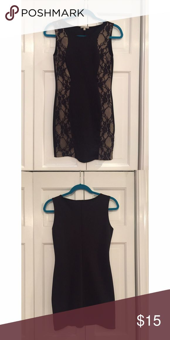 Charolette Russe LBD Perfect condition, perfect for a sexy night out! Tight and very flattering Charlotte Russe Dresses Mini