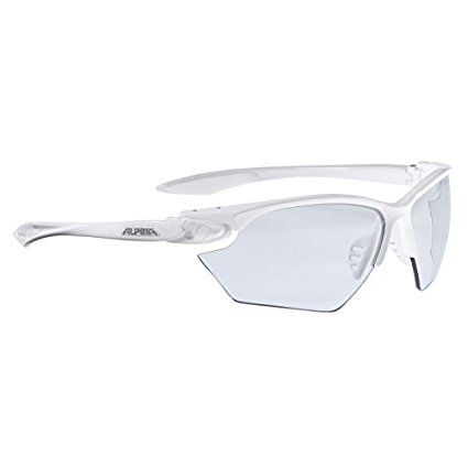 Alpina adulti Eye-5VL + occhiali per sport all'aperto, Neon Green Matt Blue