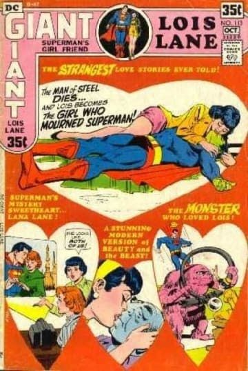 21 Strange And Offensive Things That Happened To Lois Lane