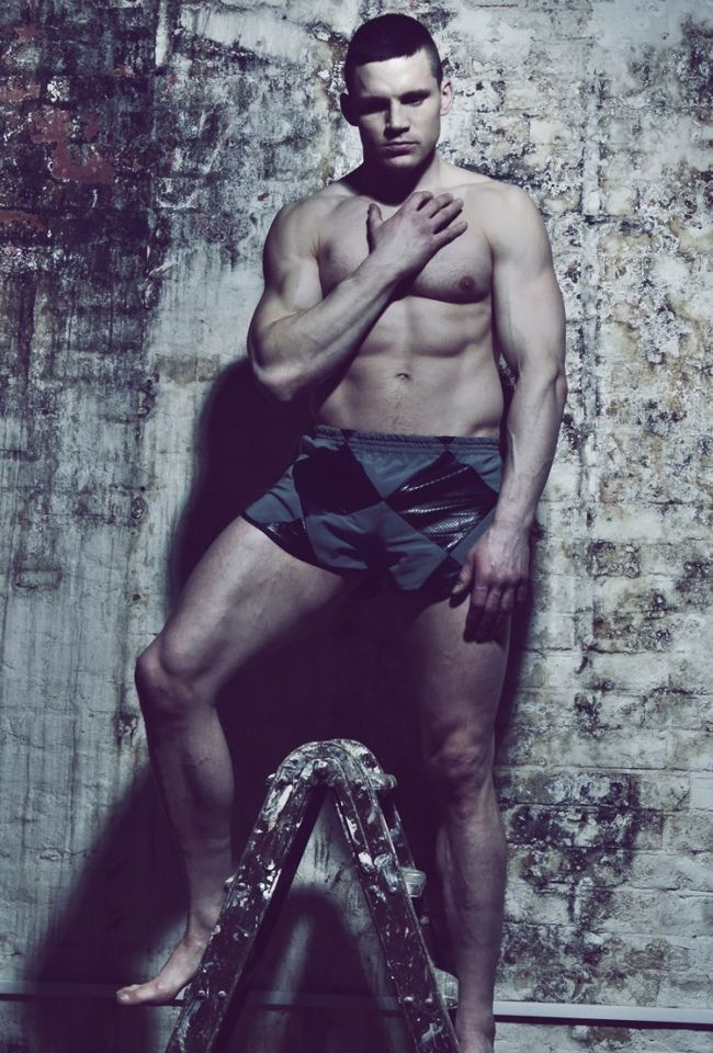 Andy Houghton by Studio 805 | Collection fw '2011-2012