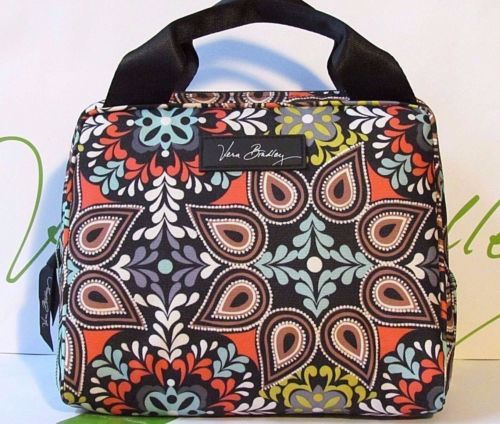 Lighten Up Lunch Cooler Bag, Sierra NWT Vera Bradley