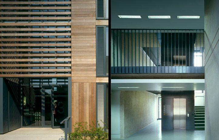 Cranfield University - String Fellow Hall | Stanton Williams Architects