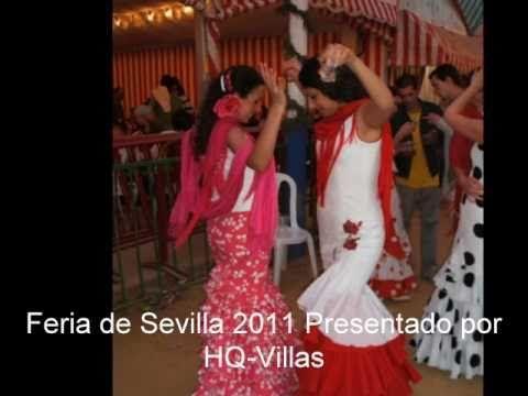 Feria de Sevilla, España