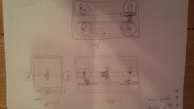 auv sketch