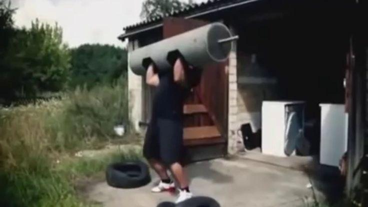 Сила без мяса? Сильнейший человек Германии, спортсмен-силач армянского происхождения Патрик Бабумян рассказывает о своём отказе от мяса.