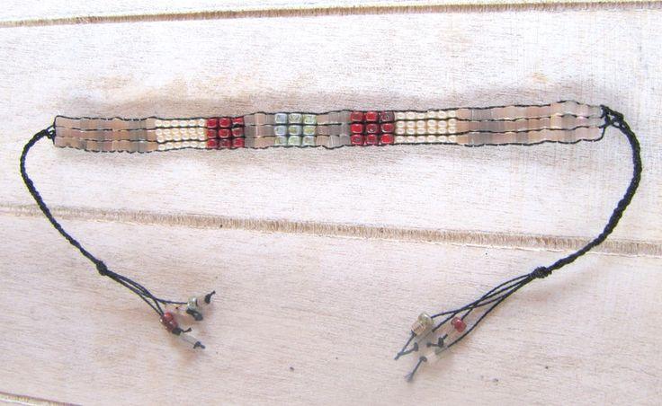 Flechtarmbänder - Boho Armband - ein Designerstück von MIO-O bei DaWanda