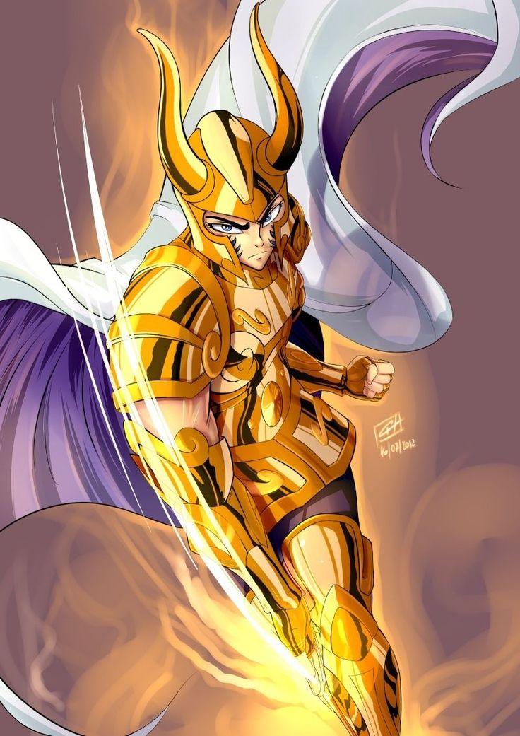 Saint Seiya - Gold Saint Capricorn Shura