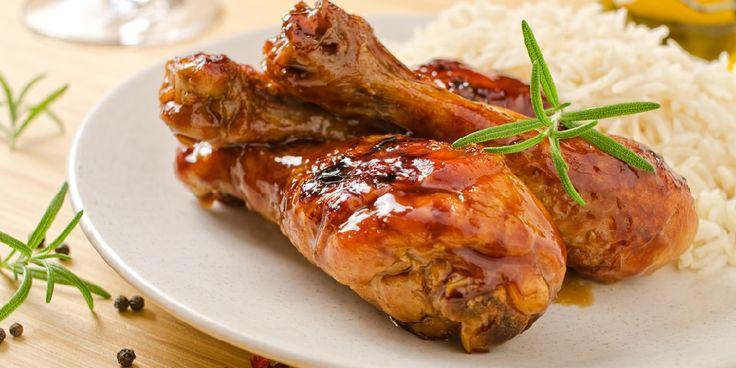 Sumptuous Jaffa chicken