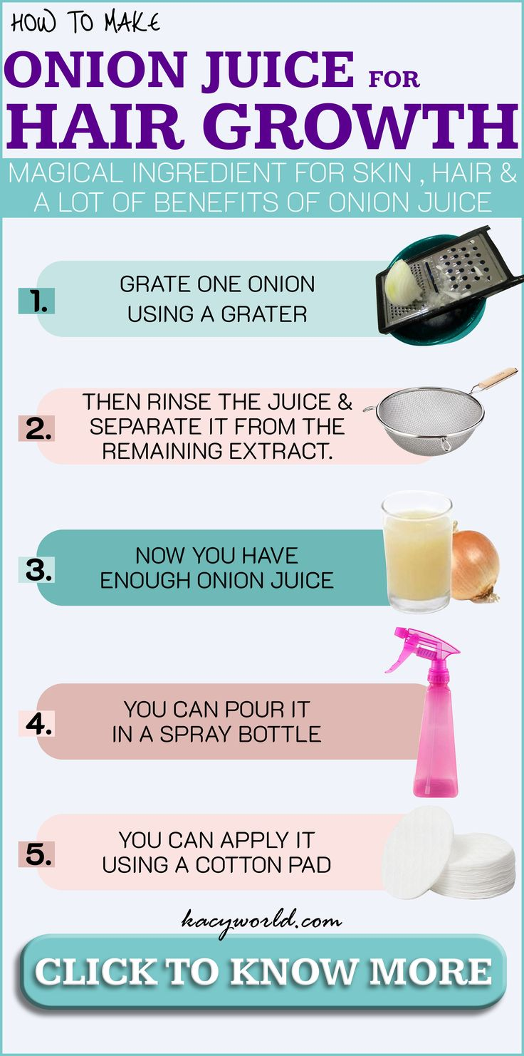 Onion Juice For Hair Advantages & Aspect Results