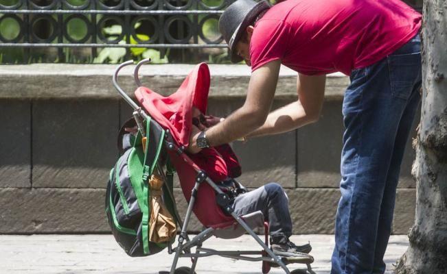 porcentaje de padres solteros en Mexico