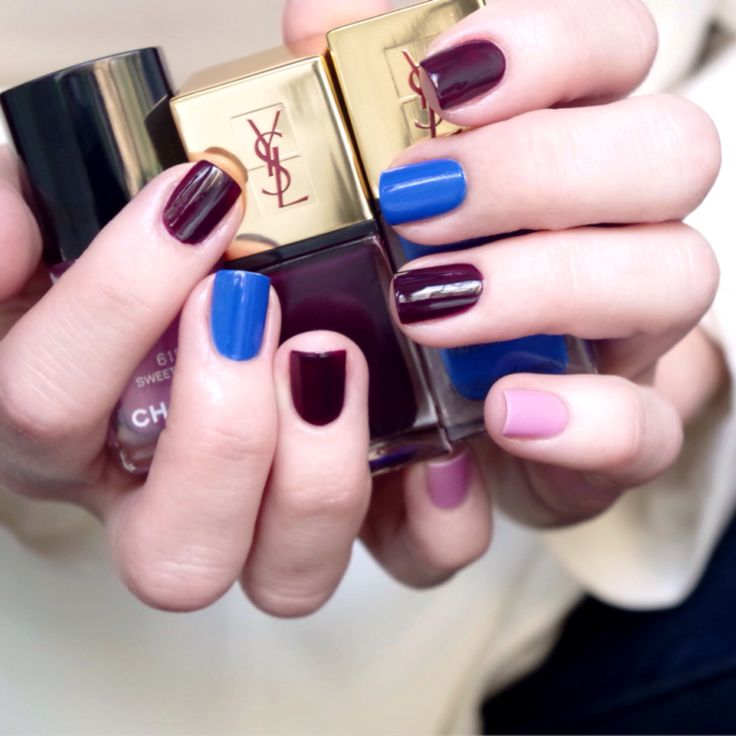 Ysl Nail Polish Ingredients - Creative Touch