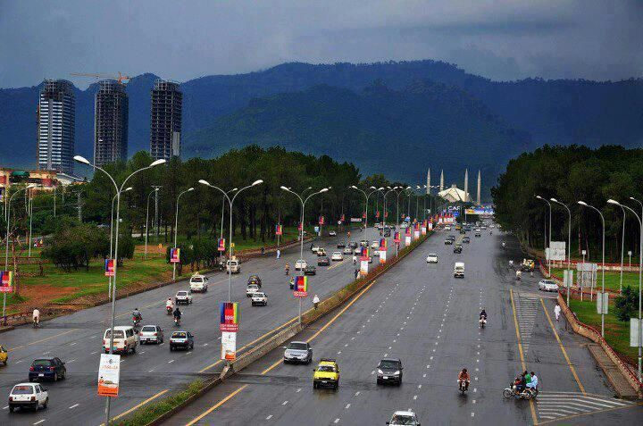 Islamabad's Geography, Climate, and Environment | Pakistan Weather Forecast and Updates, Satellite Maps, Articles, Cyclones and Earthquake Updates