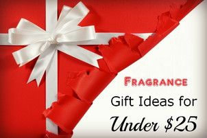 The most fragrantic gifts don't have to break the bank! Check out the best under $25 deals this Fall at Fragrancebuy Canada.