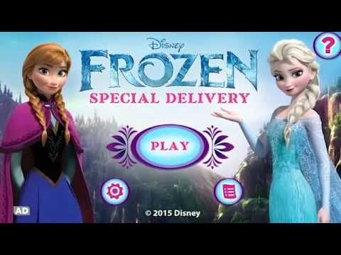Disney Frozen: Special Delivery | LeapFrog - YouTube