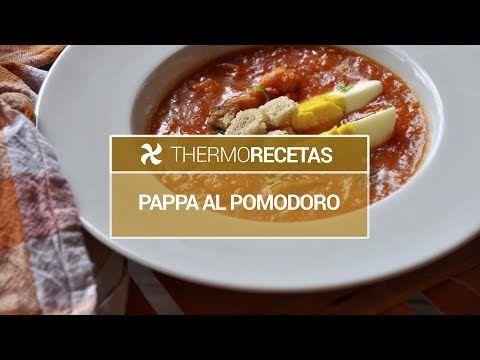 Pappa al pomodoro - Recetas Thermomix