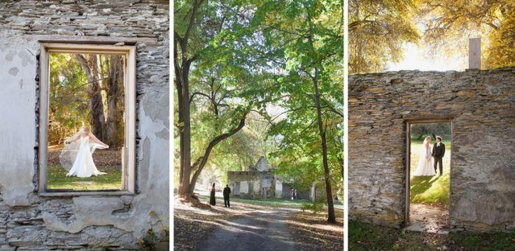 Romantic Ruins - Queenstown |