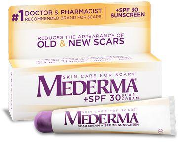 Mederma® Scar Cream Plus SPF 30   Mederma