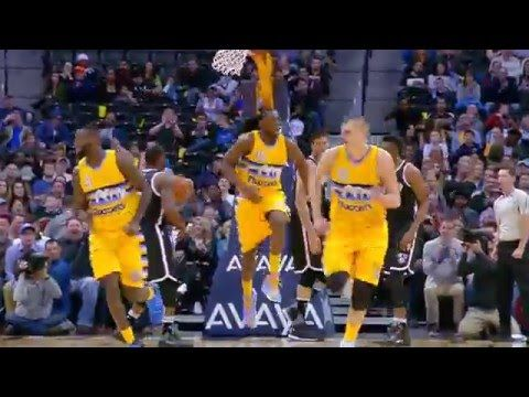 Top 10 NBA Assists of the Month: March 2016 - YouTube