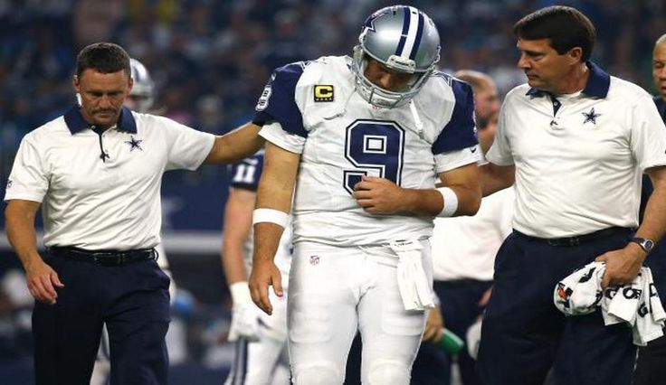 Dallas Cowboys Rumors: Tony Romo's Time In Big D Is Done – Team Has Given Up On Him