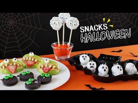 ¡Hola wonis!, hoy nuevo video « Snacks Para Halloween | Postres fáciles » ♥. No olvides darle LIKE al vídeo y SUSCRIBIRTE al canal. Compártelo con todos tus ...
