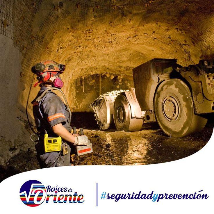 #SabíasQue la minería fue la primera industria que llevó una disciplina en el trabajo, unas estadísticas y unos controles rigurosos de los sucesos e incidentes, para desarrollar sistemas de seguridad y prevención de accidentes.