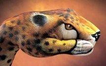 Art inhabituel: de beaux tableaux sur les mains! – Idée déco – #Art #beautiful #d …   – Art Corporel