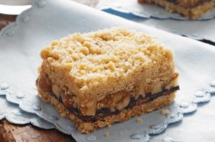 Oatmeal Carmelitas recipe    #kraftrecipes