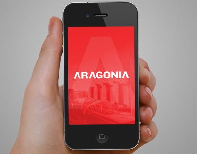 """Check out new work on my @Behance portfolio: """"Aragonia 