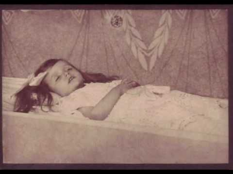 Post Mortem Photography (Video) Very beautifully done