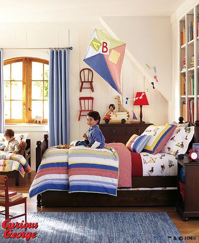 Beautiful Find This Pin And More On Lukeu0027s Room Ideas. Curious George™ ...