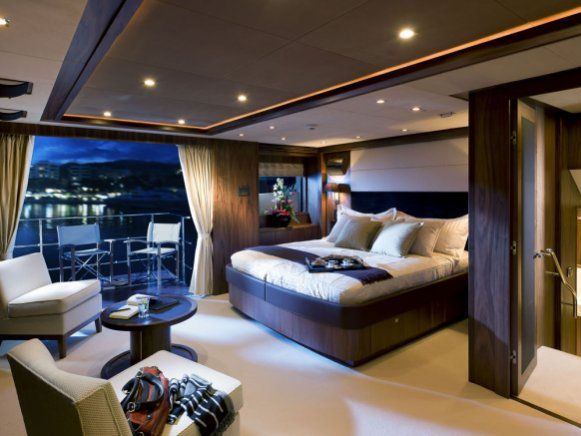 17 Extraordinary Yacht Bedroom Designs That You Will Want To Sleep In Yacht Interior Design Luxury Yacht Interior Bedroom Design Yacht bedroom interior design