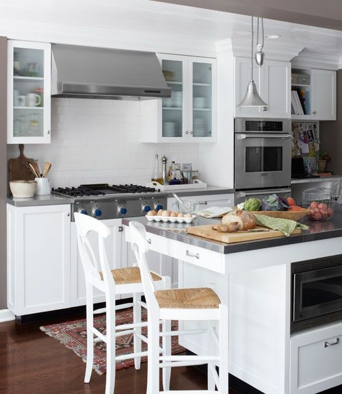 50 great ideas for kitchen islands good housekeeping