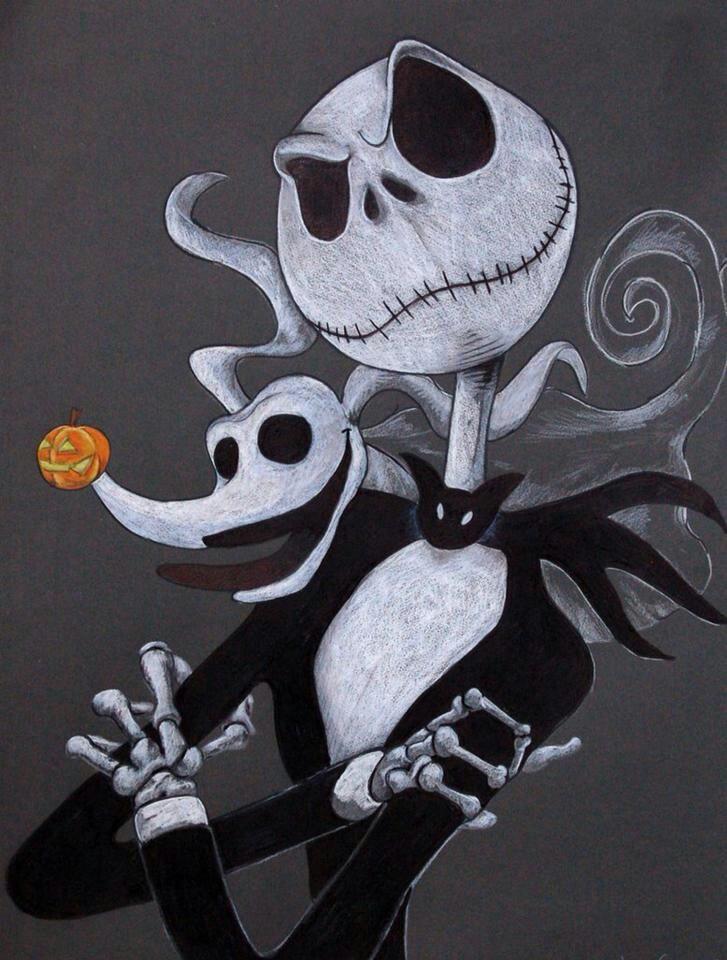 i love jack skellington hail to the pumpkin king