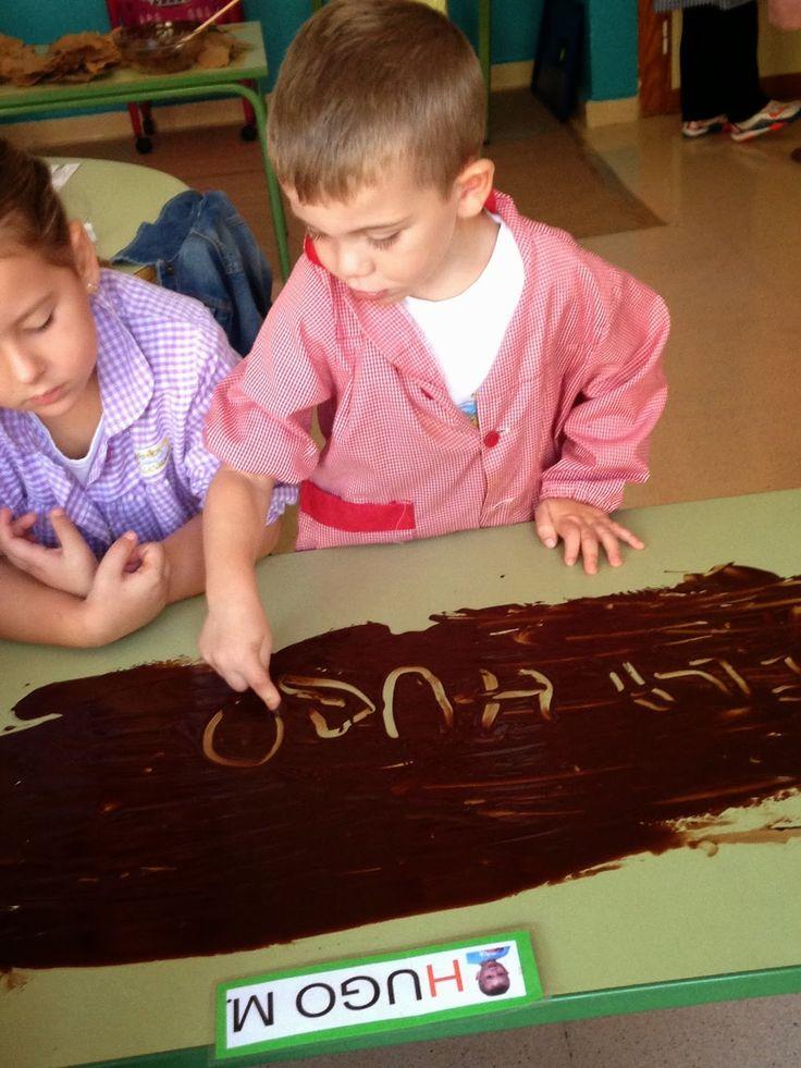 noms amb xocolata
