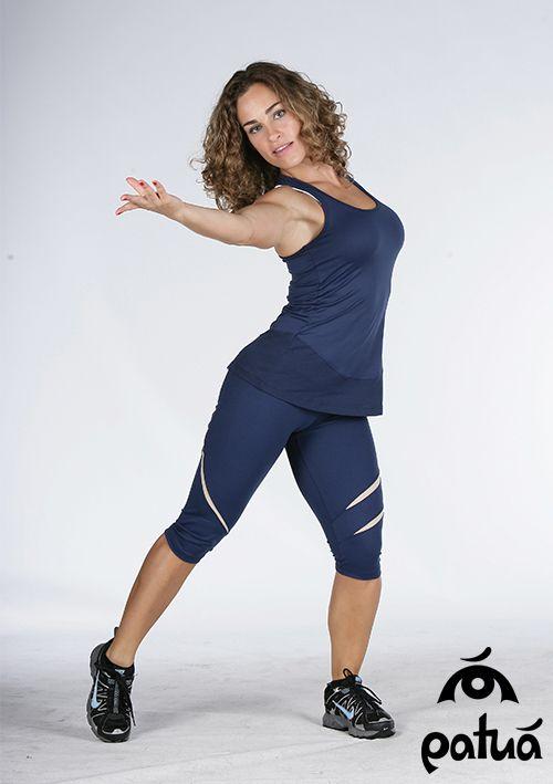 Patuá - Fitness fasshion | Moda desportiva mulher - Corsários Jangada