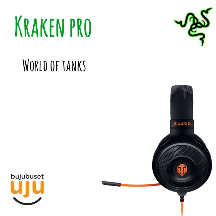 Kraken Pro World of Tanks IDR 1.249.999