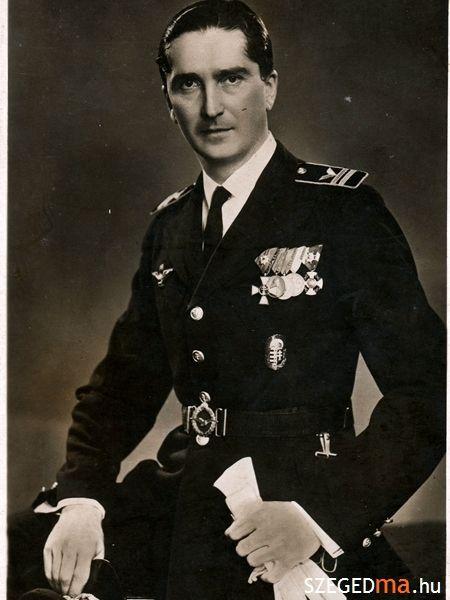 Horthy István, son of Horthy Miklós
