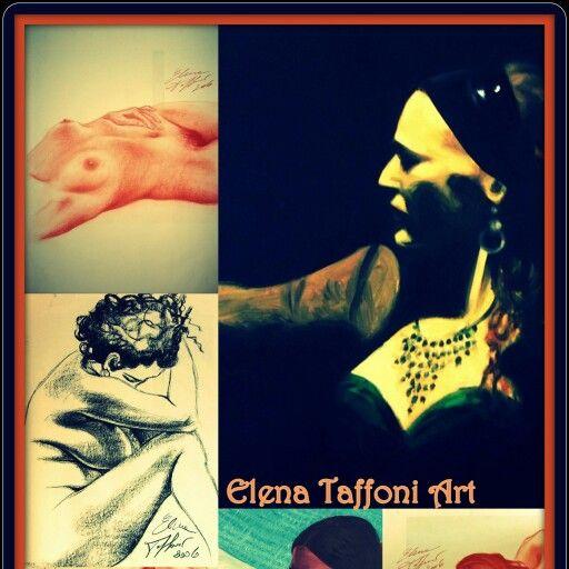 Elena Taffoni Art