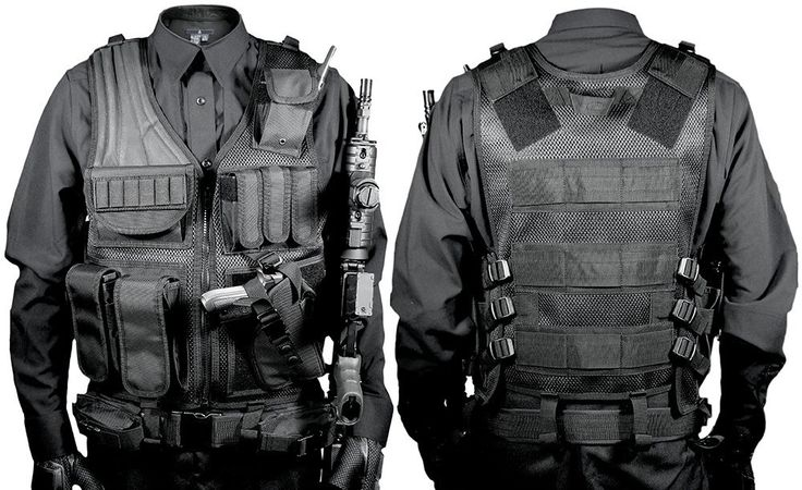 tactical vest - Google Search