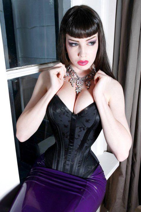 corsetfetish: Corsets Splendid corset and waist reduction
