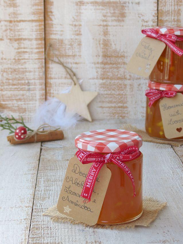 Para mim, o Natal tem cheiro de especiarias. De canela. Salpicada nos doces e impregnada nas geleias e compotas que se oferecem de pr...
