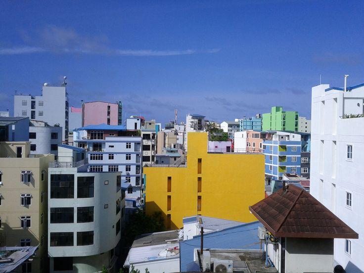 male, maldives | Male Maldives for a Day