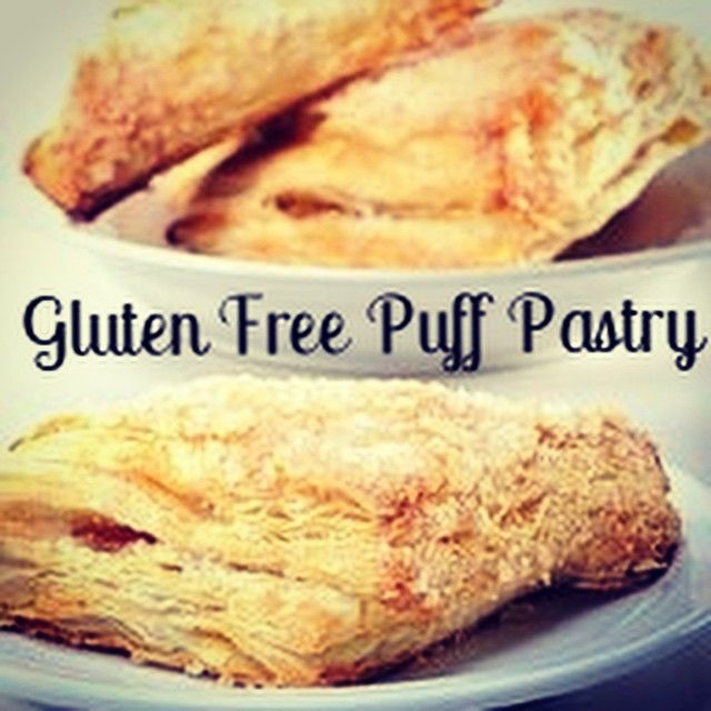 Yes, you can have puff pastry! Step By Step Gluten Free Puff Pastry Learn how, here: http://blog.bobsredmill.com/gluten-free/step-by-step-gluten-free-puff-pastry/