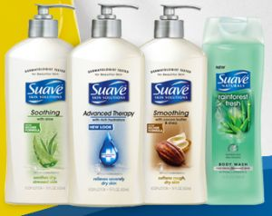 Suave is offering free samples of their new lotions. Just like their Facebook page to receive a free sample.