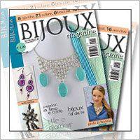 "idee per creare ""Bijoux magazine"" n.3"